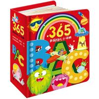 365英国幼儿小词典:英国皇家校长编著的幼儿英语启蒙书。在绘本情景中认知英语单词、英文韵律歌谣、立体字母