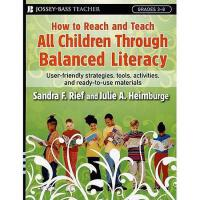 【预订】How To Reach And Teach All Children Through Balanced