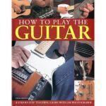 【预订】How to Play the Guitar: A Step-By-Step Teaching