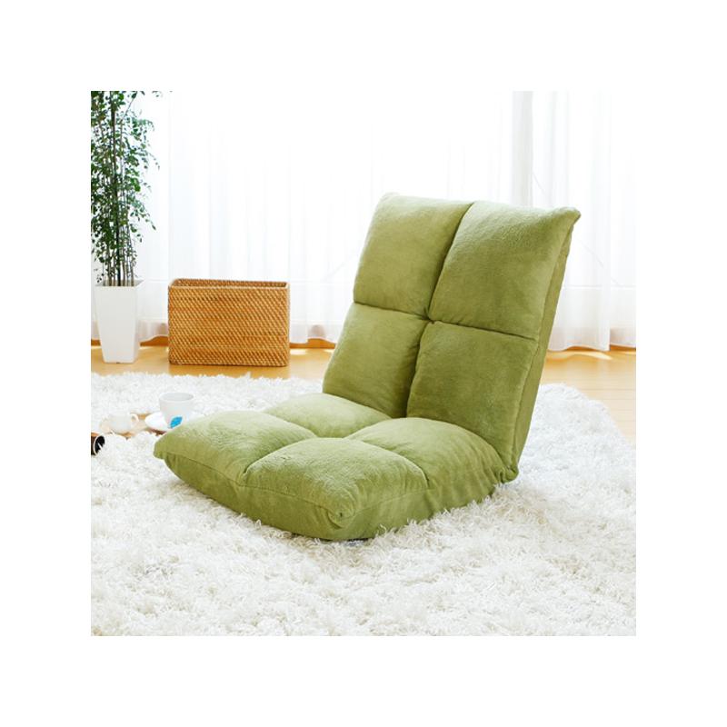 布艺懒人沙发床上靠背椅子榻榻米飘窗床多功能休闲电脑椅