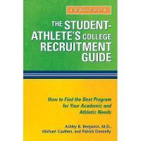 【预订】The Student-Athlete's College Recruitment Guide
