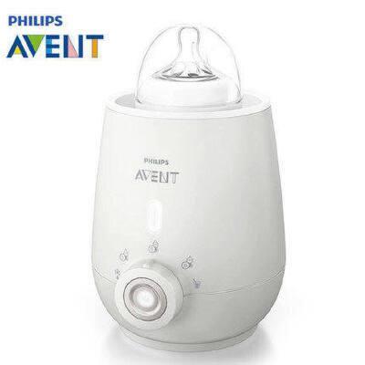 飞利浦新安怡 宝宝温奶器 暖奶器 智能加热器 自动保温SCF356 温和解冻 支持* 进度指示灯 自动保温 自动断电