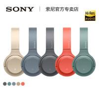 包邮 热巴代言 Sony/索尼 WH-H800 头戴式 蓝牙耳机 MINI 无线 手机通话 立体声 降噪耳机