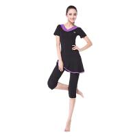 广场舞服装套装新款舞蹈服装女裙裤短袖套装夏