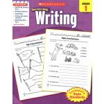 【满99减30】【一年级写作】学乐成功系列 Scholastic Success with Writing Grade