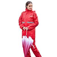 琴飞曼雨衣雨裤套装女全身分体男雨披成人骑行外卖电动摩托车雨衣