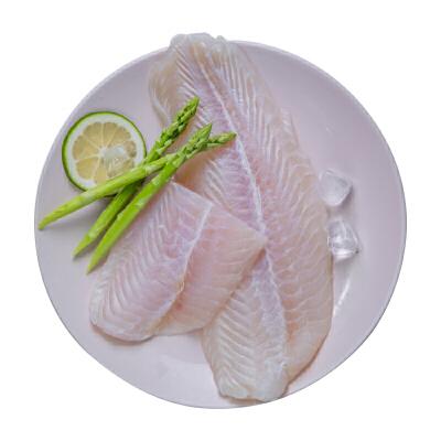 鲜动生活 越南巴沙鱼柳 400g*3包无骨无刺,高蛋白低脂肪