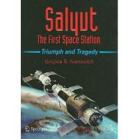 【预订】Salyut: The First Space Station: Triumph and