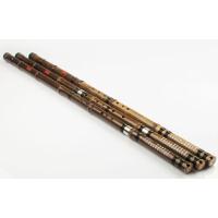 演奏紫竹洞箫一节接铜萧乐器长箫