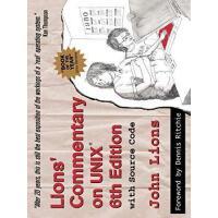 [二手8成新]Lion's Commentary On Unix With Source Code /John