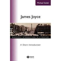 【预订】James Joyce: A Short Introduction