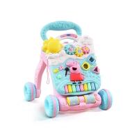 婴儿童学步车手推车助步宝宝学走路推车多功能玩具礼物