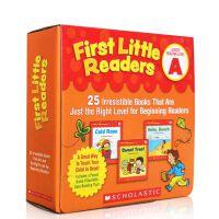 英文原版绘本 First Little Readers A 25册 小读者系列 阅读入门 3-5-6-7-8岁学习英语