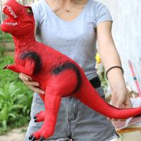 恐龙玩具模型霸王龙仿真动物世界套装超大号男孩儿童软塑胶
