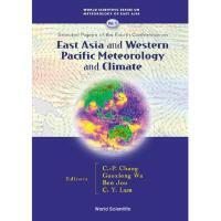 【预订】East Asia and Western Pacific Meteorology and