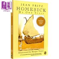 【中商原版】纽伯瑞:思乡 1983年纽伯瑞银奖 Homesick My Own Story 儿童经典文学 平装 英文原版