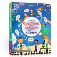 英文原版 问与答之科学篇 Usborne Lift-the-Flap Questions and Answers Ab