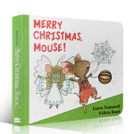 Merry Christmas, Mouse! 老鼠,圣诞节快乐 廖彩杏推荐if you give a Mouse a