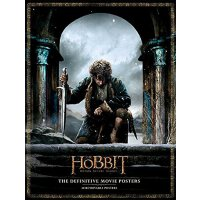 The Hobbit: The Definitive Movie Posters 霍比特人:最后的电影海报【英文原版】