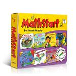 顺丰发货 英文原版点读版 Math Start 数学启蒙 Level 1 Set 2 第二辑 7册 平装 Mathst