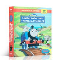 【顺丰速运】英文原版绘本 儿童分级阅读图画书 Thomas and Friends Learning Ladder 3