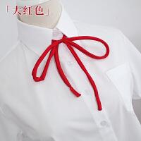 新品领结本学院风飘带水手服领花男女通用制服配饰JK上新