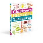 【中商原版】DK儿童图解同义词词典 英文原版 Children's Illustrated Thesaurus 精装
