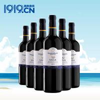 【1919酒类直供】拉菲 传说波尔多红葡萄酒整箱 750ml*6瓶