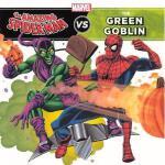 【预订】The Amazing Spider-Man vs. the Green Goblin