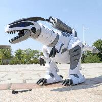 机器人遥控恐龙玩具电动霸王龙仿真动物3-6周岁儿童玩具