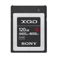尼康相机XQD卡 QD-G120F 120G 64G 240G 440M/S 4K Nikon Z6 Z7 FS7 Z1