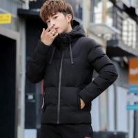 2018冬季新款棉衣男士韩版潮流外套加绒加厚羽绒短款棉袄冬装