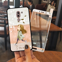 华为荣耀6X手机壳女款畅玩6x全包防摔个性创意6x硅胶卡通可爱潮牌
