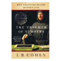 【预订】The Triumph of Numbers: How Counting Shaped Modern