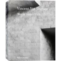 Vincent Van Duysen Work 2009-2018 比利时建筑大师 文森特作品 黑