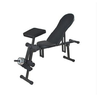 哑铃凳仰卧起坐健身器材 仰卧板收腹肌