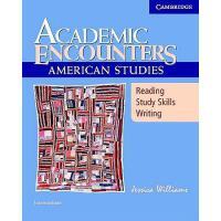 【预订】Academic Encounters: American Studies: Intermediate