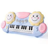 婴幼儿童电子琴女孩0-1-2-3岁宝宝小钢琴可弹奏音乐玩具早教智力