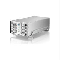 元谷金牛五代3.5寸sata两盘位 RAID磁盘阵列硬盘盒火线1394硬盘盒