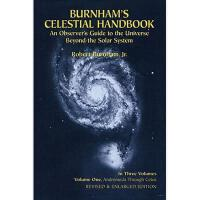 【预订】Burnham's Celestial Handbook, Volume One: An