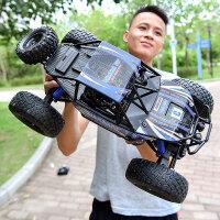 儿童电动玩具车四驱攀爬越野充电赛车男孩子生日礼物大号遥控汽车