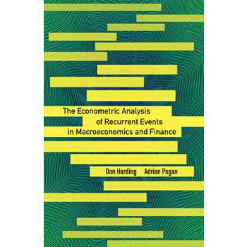 【预订】The Econometric Analysis of Recurrent Events in Macroeconomics and Finance 预订商品,需要1-3个月发货,非质量问题不接受退换货。