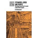 【预订】Stewards, Lords and People: The Estate Steward and
