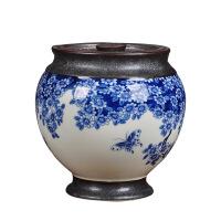 陶瓷茶叶罐普洱茶绿茶储物罐密封罐散装茶罐密封储茶器