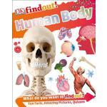 【预订】DK Findout! Human Body