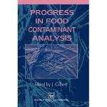 【预订】Progress in Food Contaminant Analysis