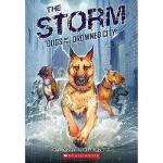 【预订】Dogs of the Drowned City #1: The Storm