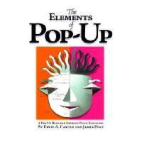 英文原版 Elements of Pop Up: A Pop Up Book for Aspiring Paper 立体