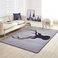 客厅茶几毯简约现代沙发厨房卫浴飘窗毯床边 地毯卧室