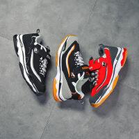 大童鞋黑白熊猫鞋儿童运动鞋2020新季新款男童鞋运动鞋透气女童鞋